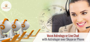Voice Astrology or Live Chat with Astrologer over Skype or Phone