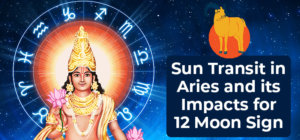 Sun Transit in Aries and its Impacts (14 April, 2021) for 12 Moon Sign