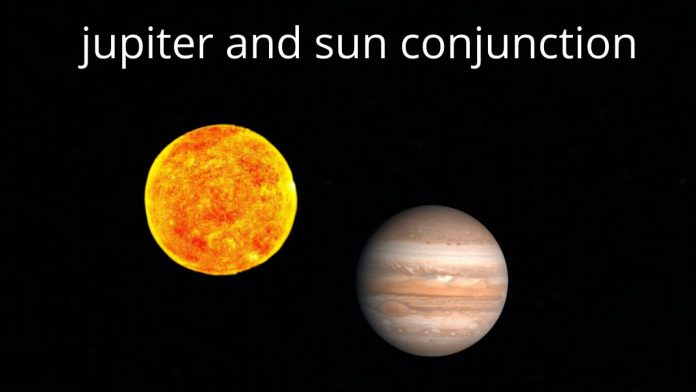 Jupiter and Sun conjunction-Most Detailed Analysis